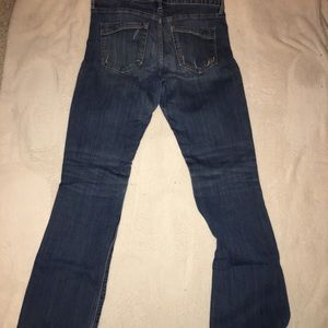 Express Jeans - Barely Boot